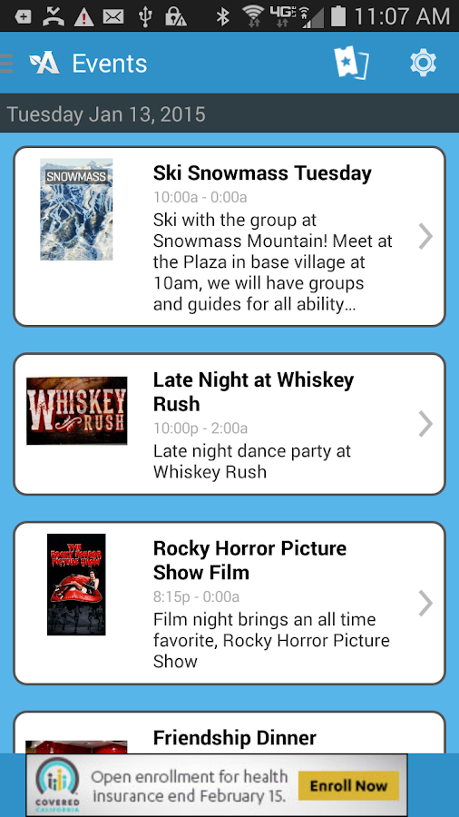 Aspen Gay Ski Week- screenshot
