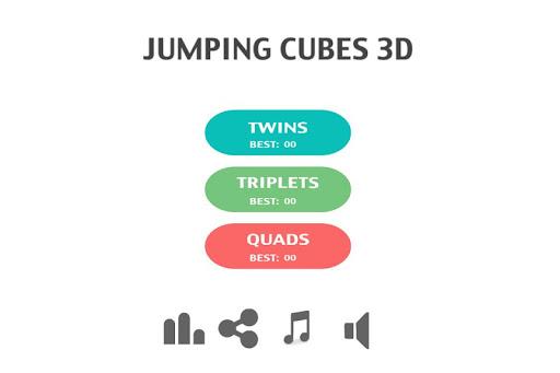 Jumping Cubes 3D