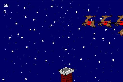 Santa's Christmas Gift Grab