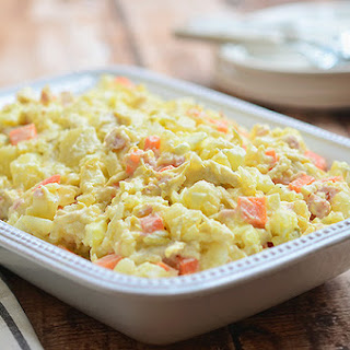 Chicken Potato Salad.