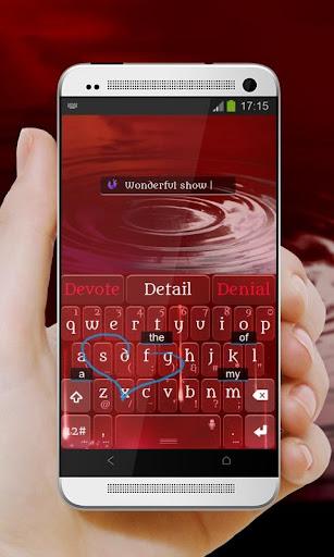 無料个人化Appのブラッドムーン TouchPal|記事Game