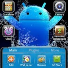 Cool Blue GO Launcher Theme icon