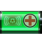 Battery Saver & Alarm icon