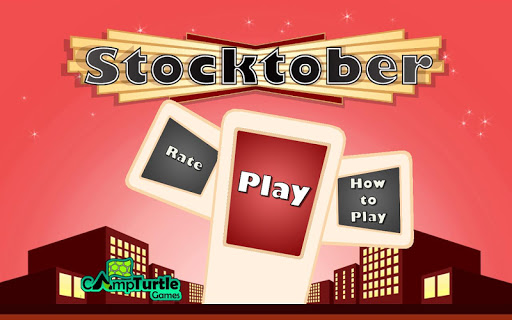 Stocktober- Stock the Numbers