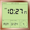 Alarma de viaje Reloj icon
