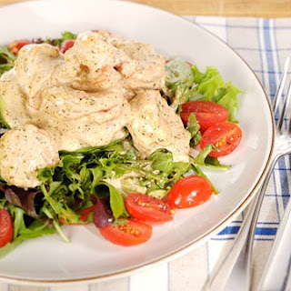 New Orleans-Syle Remoulade Sauce.