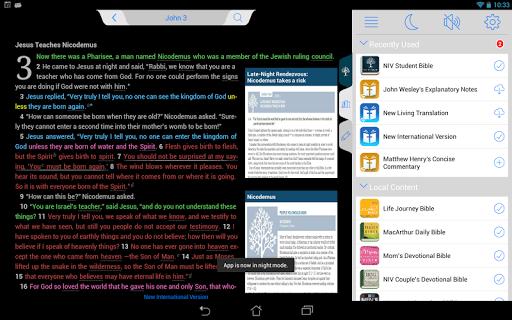 【免費書籍App】NIV Student Bible-APP點子