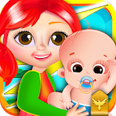 Super Baby Sitter - My Newborn