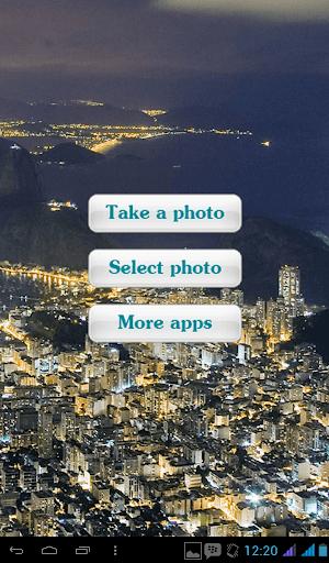 Romantic Night Rio De Janeiro