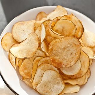 Flavored Homemade Potato Chips Recipes.