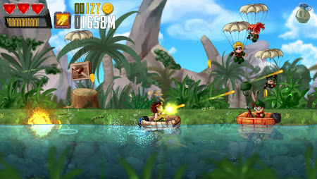 Ramboat: Hero Shooting Game 2.4.1 screenshot 38045
