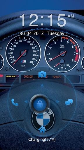Download BMW Go Locker Theme Google Play softwares
