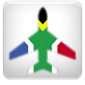 SA Flight Info logo