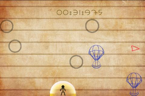 Falling Ball- screenshot