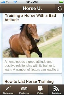 Horse Tips U. - screenshot thumbnail