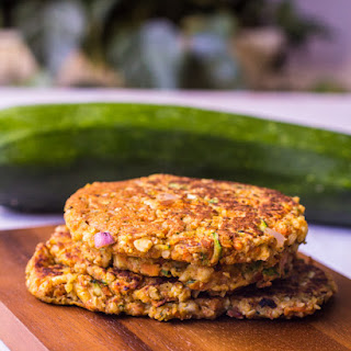 The Best Veggie Burger Recipe in the World