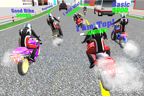 自行車多人3D 賽車遊戲 App-愛順發玩APP