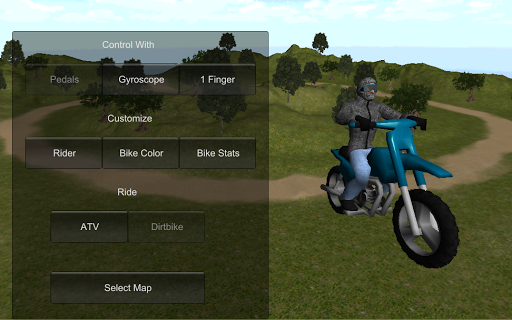 ATV DirtBike 3D Racing