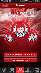 My Wendy's - screenshot thumbnail