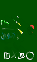 Screenshot of Drawing blackboard