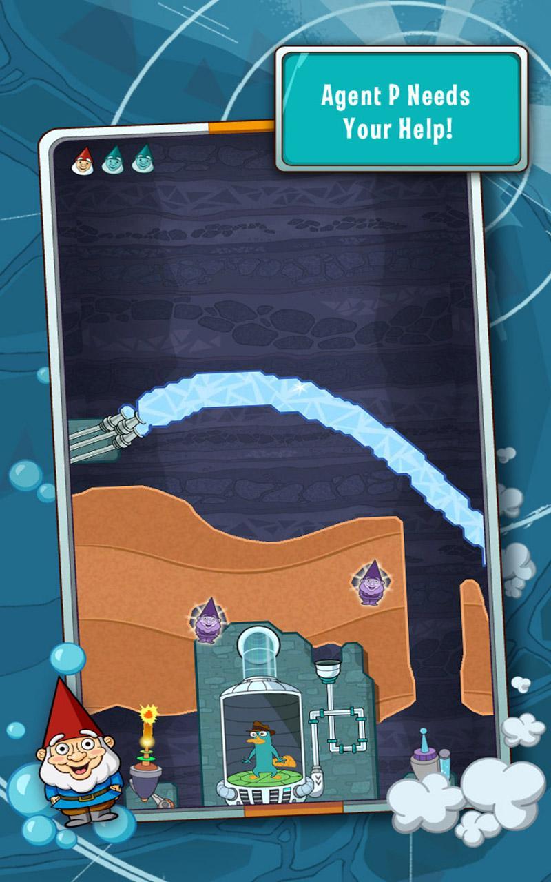 Where's My Perry? Free screenshot #12