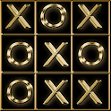 Golden Tic-Tac-Toe icon