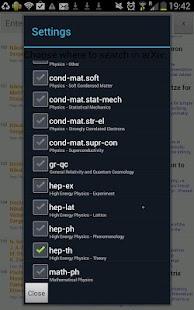 arXiv scanner- screenshot thumbnail