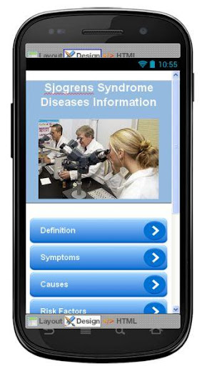 Sjogrens Syndrome Information