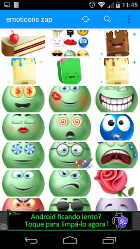 emoticons zap