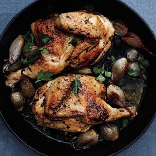 Crispy Chicken with Shallots