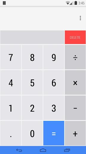 Bloo Light - Calculator Theme