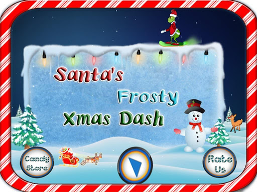 Santa's Frosty X'mas Dash