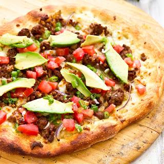 Taco Pizza.