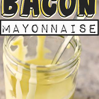 How to Make Bacon Mayonnaise aka Baconnaise!