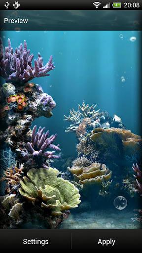 海洋动态壁纸