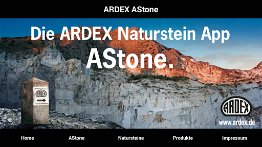 ARDEX AStone
