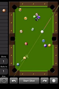 Touch Pool 2D Lite - screenshot thumbnail