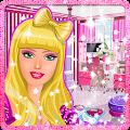 Pink Bedroom - Games for Girls