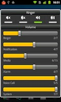 Screenshot of Mini Info+ System Widget App