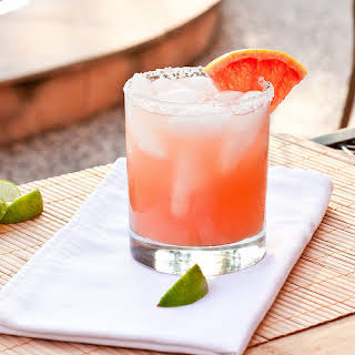 Texas Grapefruit Margaritas.