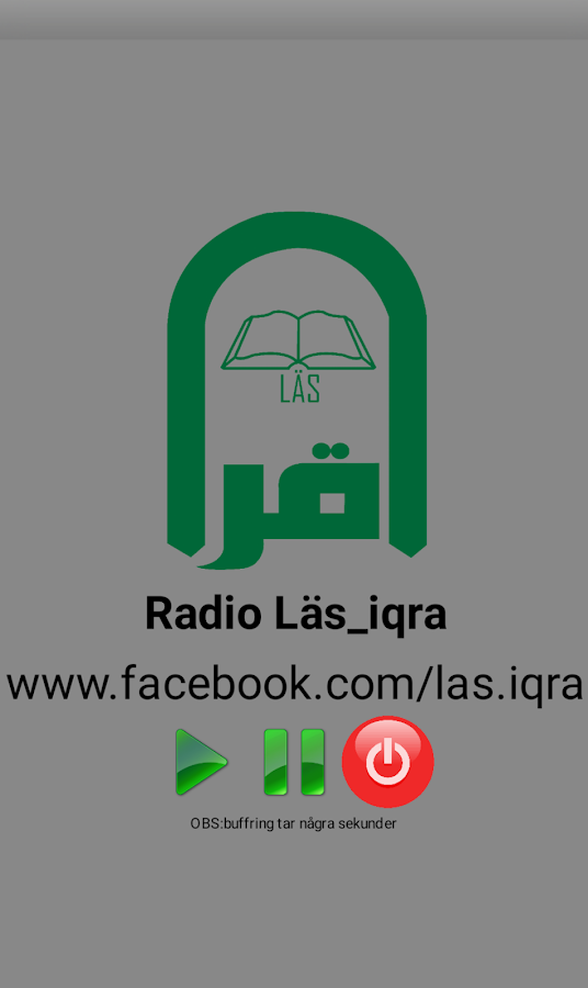 l�s iqra radio - Android Apps on Google Play