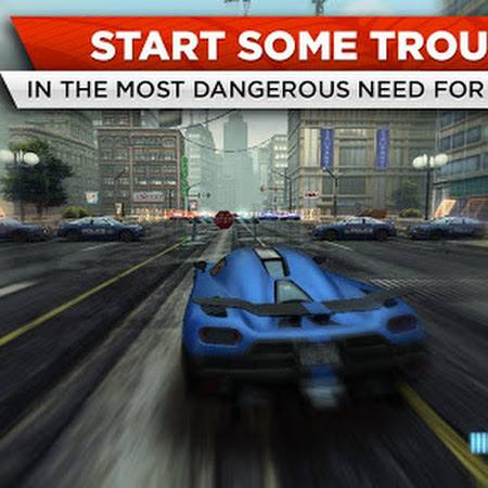 Need for Speed: Most Wanted v1.3.98 + Mod