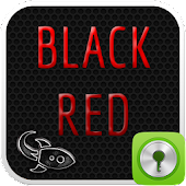 GO Locker Black Red