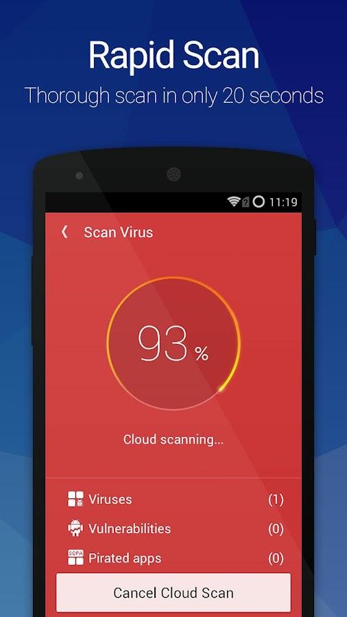 Antivirus Pro—Android Security - screenshot