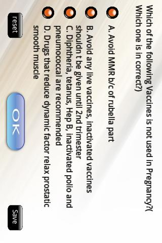 NCLEX-RN 1000 Sample Questions - screenshot