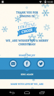 The Digital Choir - screenshot thumbnail