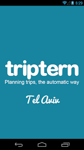 Tel Aviv Travel Guide TripTern - screenshot thumbnail