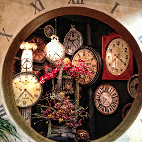 Clocks Display LA County Fair by Leah N - Artistic Objects Other Objects ( object,  )