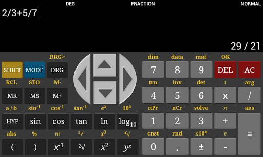 HF Scientific Calculator Pro v5.3 Apk Full App