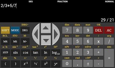 HF Scientific Calc Pro